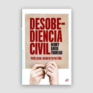 Portada de Desobediencia civil