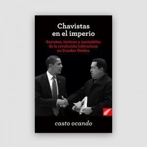 Portada de Chavistas en el imperio