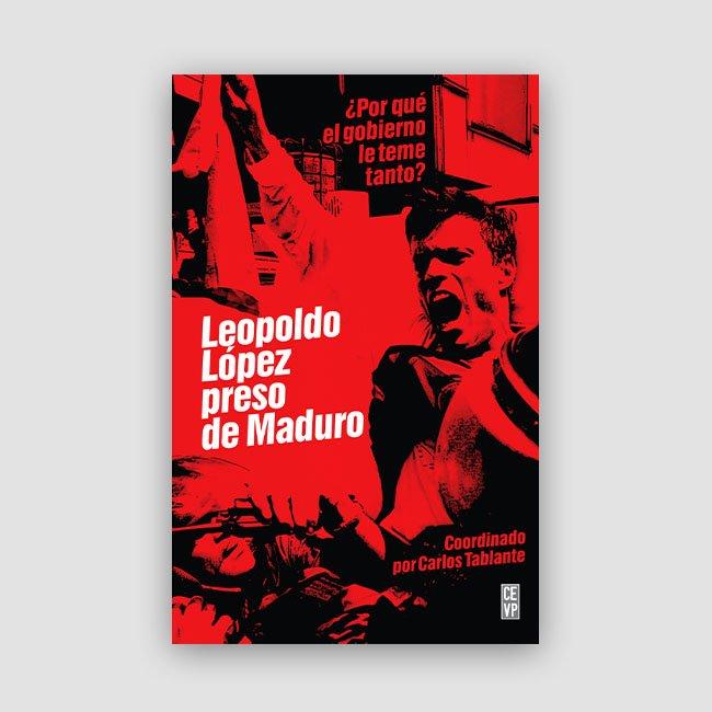 Portada de Leopoldo López preso de maduro