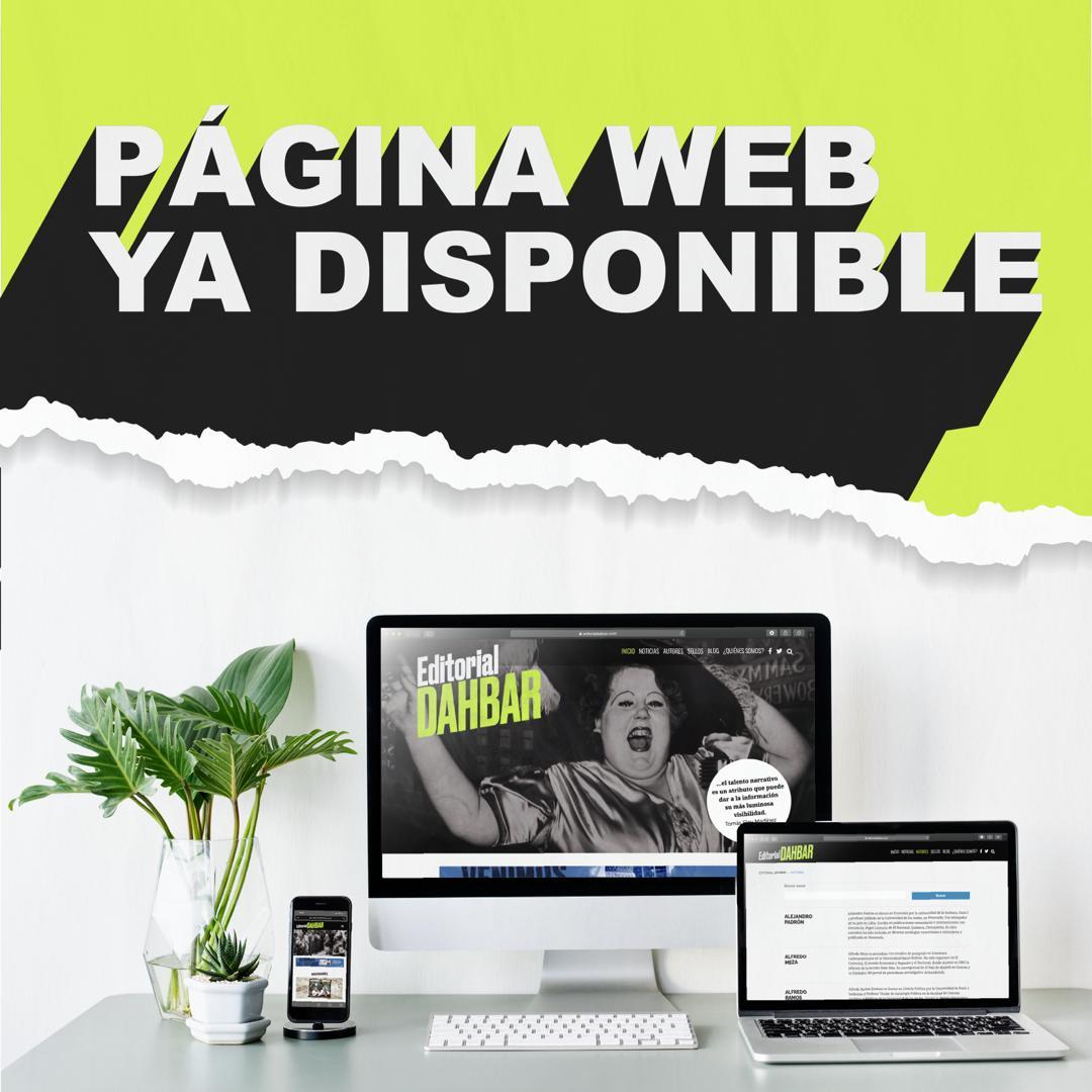 Nueva pagina web