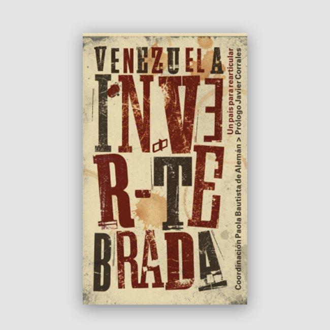 Portada de Venezuela Invertebrada